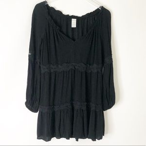 L Space Flowy Tunic Top